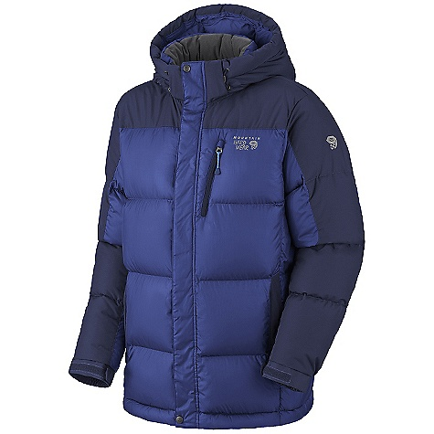 photo: Mountain Hardwear Sub Zero SL Parka