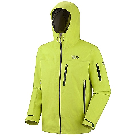 photo: Mountain Hardwear Jovian Jacket