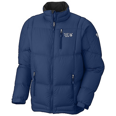photo: Mountain Hardwear Men's LoDown Jacket down insulated jacket