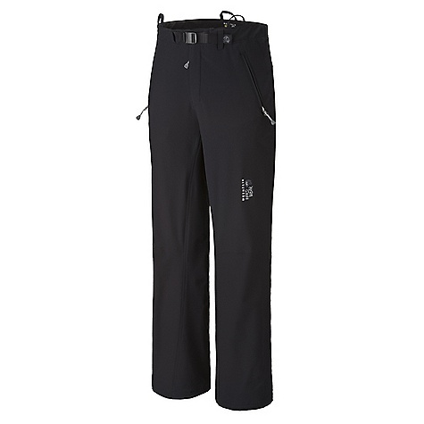 photo: Mountain Hardwear Tanglewood Soft Shell Pant soft shell pant