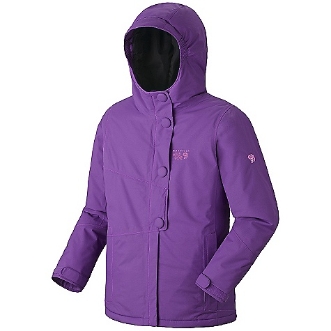 photo: Mountain Hardwear Zinio Jacket snowsport jacket