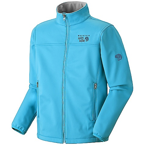 photo: Mountain Hardwear Zinora Jacket soft shell jacket
