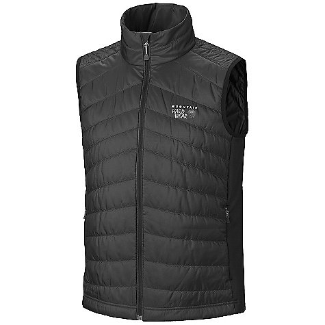 photo: Mountain Hardwear Men's Zonal Vest synthetic insulated vest
