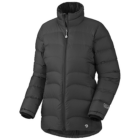 photo: Mountain Hardwear Downtown Parka down insulated jacket