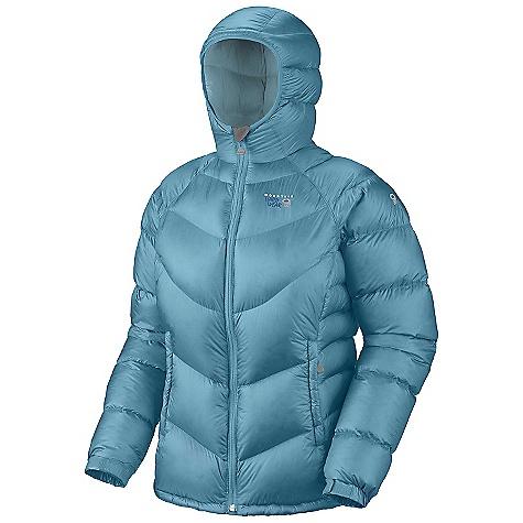 photo: Mountain Hardwear Women's Kelvinator Jacket down insulated jacket