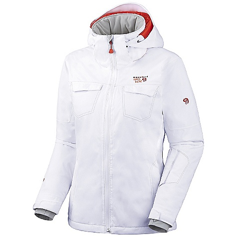 photo: Mountain Hardwear Pictora Jacket snowsport jacket