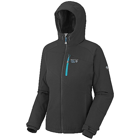 photo: Mountain Hardwear Stellar Ridge Jacket soft shell jacket