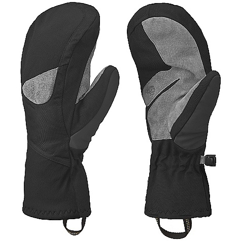 photo: Mountain Hardwear Asteria Mitt insulated glove/mitten