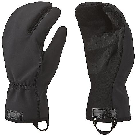 photo: Mountain Hardwear Medusa Mitt insulated glove/mitten