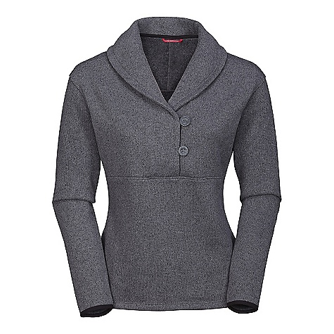 photo: The North Face Crescent Ridge Shawl Collar Fleece