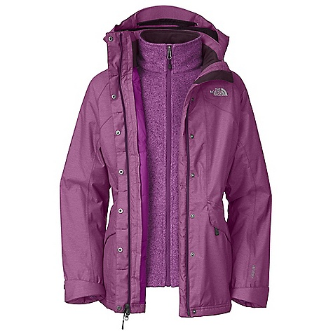 photo: The North Face Kalispell Triclimate Jacket