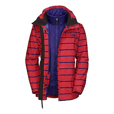 photo: The North Face Lifty TriClimate Jacket component (3-in-1) jacket