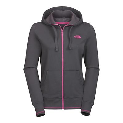 The North Face Women's Logo Stretch Full Zip Hoodie