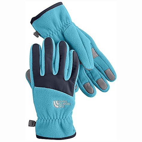 photo: The North Face Girls' Denali Glove