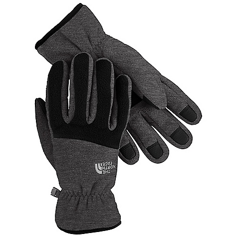 photo: The North Face Manaslu Insulated Glove fleece glove/mitten