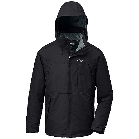 photo: Outdoor Research Backbowl Ski Jacket snowsport jacket