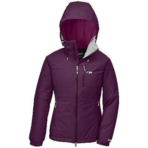 photo: Outdoor Research Women's Chaos Jacket synthetic insulated jacket