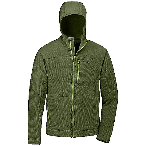 photo: Outdoor Research Haven Fleece Hoody fleece jacket