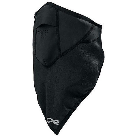 photo: Outdoor Research Hybrid Face Mask balaclava