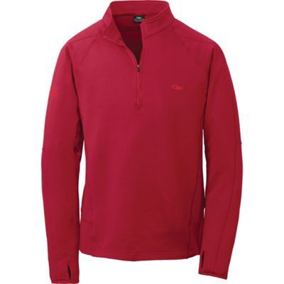Outdoor Research Men's Radiant LT Zip Top