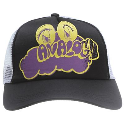 Analog Bubble Eyes Trucker Cap - Men's