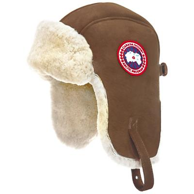 Canada Goose Suede Shearling Pilot Hat