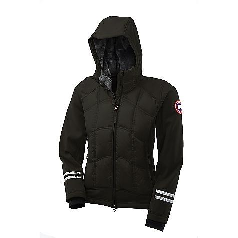 photo: Canada Goose Women's HyBridge Hoody down insulated jacket
