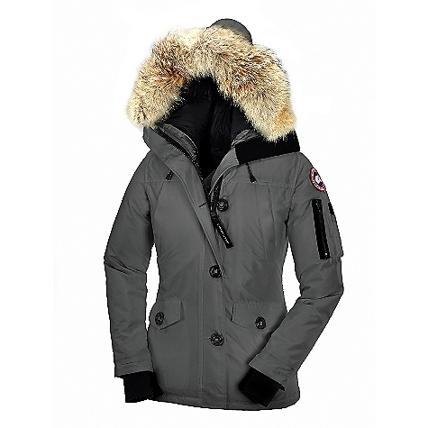 photo: Canada Goose Montebello CG55 Parka down insulated jacket
