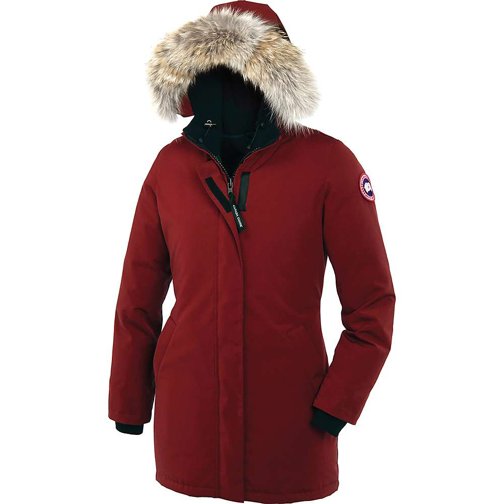 canada goose victoria parka caribou for women. Black Bedroom Furniture Sets. Home Design Ideas