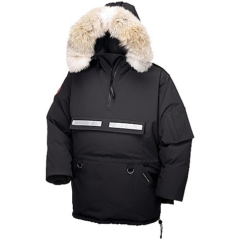 photo: Canada Goose Baffin Anorak down insulated jacket