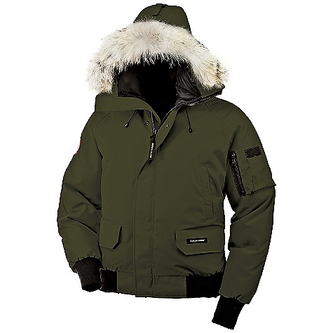 photo: Canada Goose Chilliwack Bomber down insulated jacket