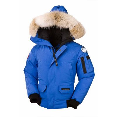 Canada Goose Youth PBI Chilliwack Bomber Jacket