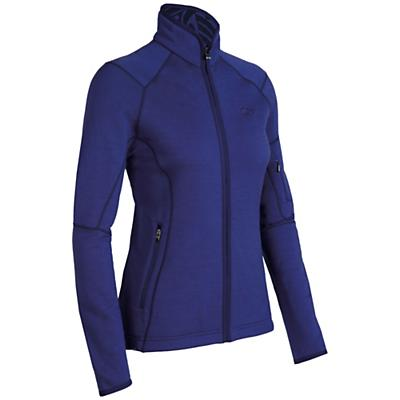 Icebreaker Women's Cascade Full Zip