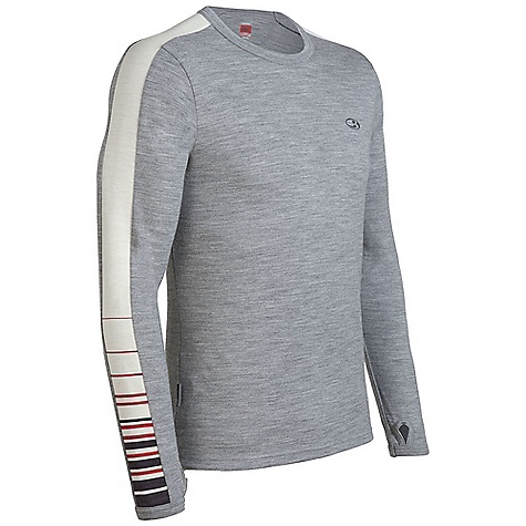 photo: Icebreaker 260 Midweight Apex Crewe base layer top