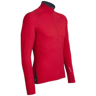 Icebreaker Men's LS Pursuit Zip