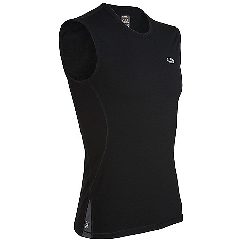 photo: Icebreaker 200 Lightweight Sprint Tank short sleeve performance top