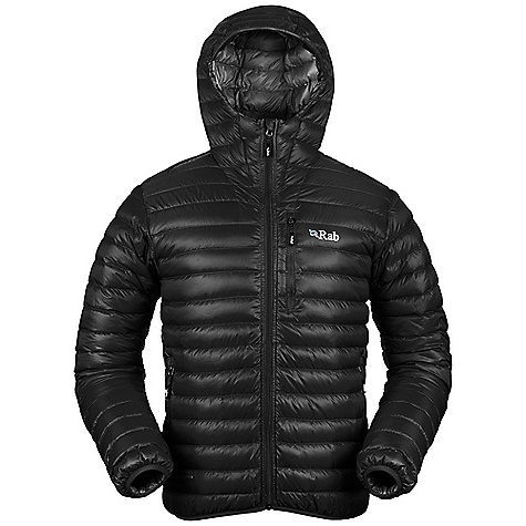photo: Rab Microlight Alpine Jacket down insulated jacket