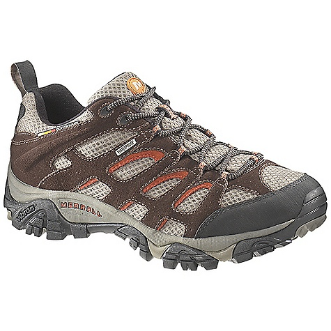 photo: Merrell Moab Waterproof trail shoe