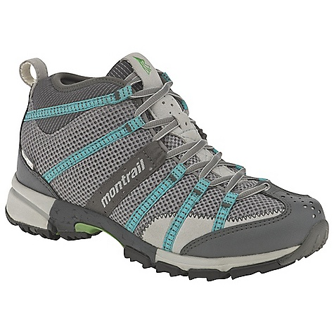 photo: Montrail Women's Mountain Masochist Mid OutDry trail shoe