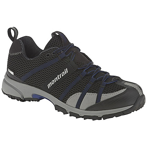photo: Montrail Men's Mountain Masochist OutDry trail running shoe