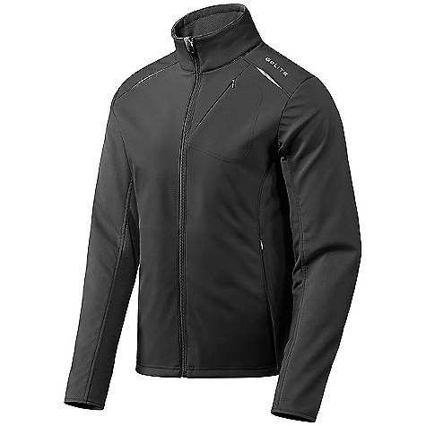 photo: GoLite Women's Black Mountain Thermal Wind Jacket wind shirt