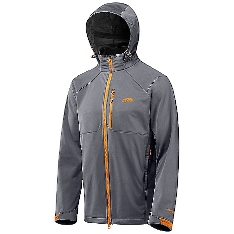 photo: GoLite Men's Borrego Windstopper Softshell Jacket soft shell jacket
