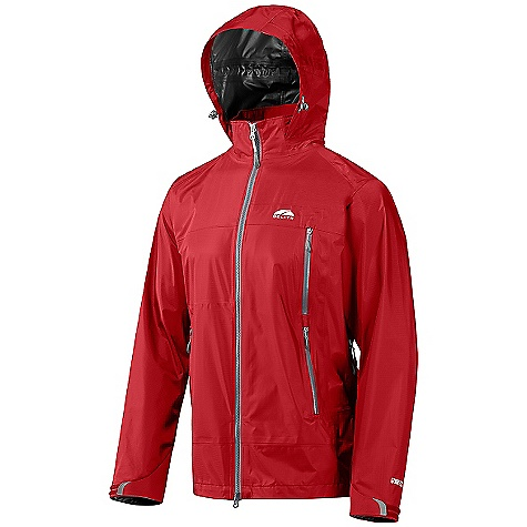 photo: GoLite Currant Mountain Paclite 2-Layer Jacket waterproof jacket