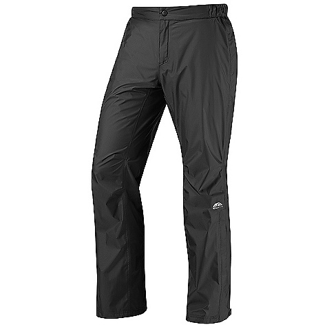photo: GoLite Currant Mountain Paclite 2-Layer Pant waterproof pant