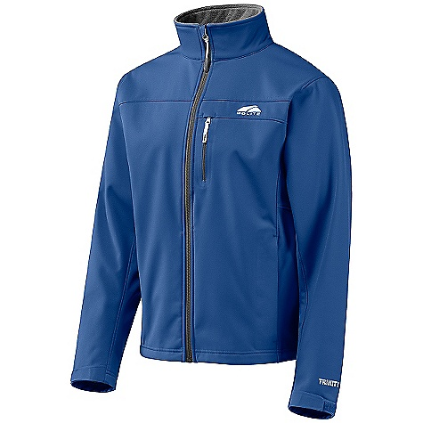 photo: GoLite Men's Granite Creek Trinity Bonded Softshell Jacket soft shell jacket