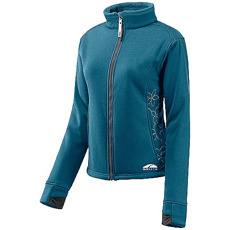 photo: GoLite Sawtooth Polartec Jacket