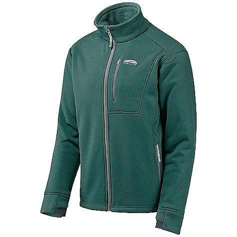 photo: GoLite Sawtooth Polartec Jacket fleece jacket
