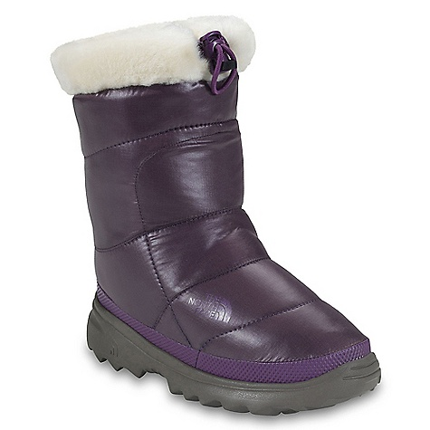 photo: The North Face Nuptse Bootie II Fur bootie