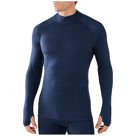 photo: Smartwool Lightweight Mock base layer top