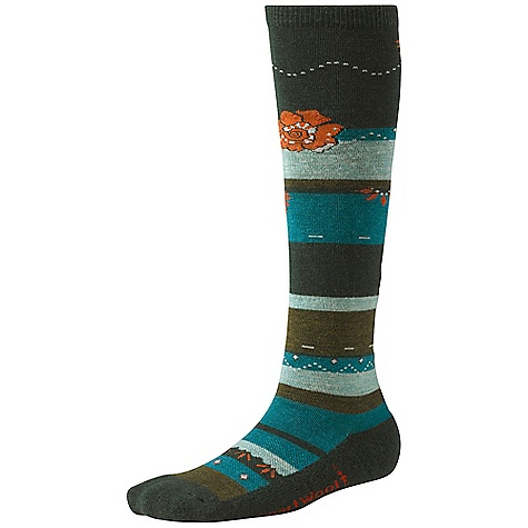 photo: Smartwool Mountain Floral sock